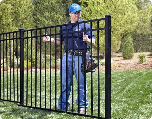 Выбрать забор